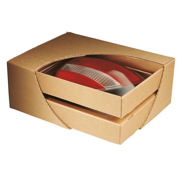 Korrvu® Membranpolsterverpackungen