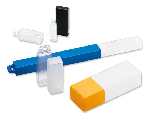 RechteckPack 8 x 36 mm, Nutzlänge 50-80 mm komplettiert