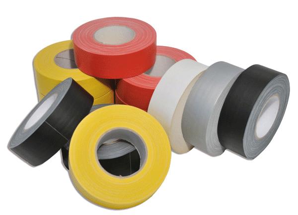 HuLi Tape G770, 50 mm x 50 m, schwarz