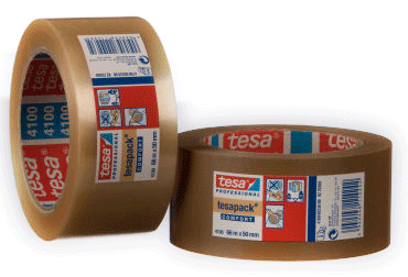 tesapack® 4100 PVC-Klebeband