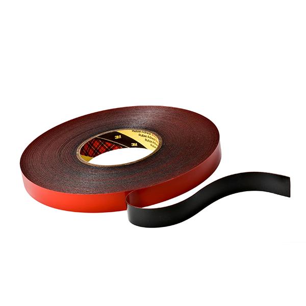 3M™ 5952 VHB™ Klebeband, 6 mm x 33 m, schwarz