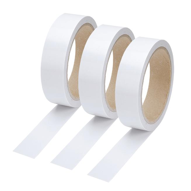 HuLi tape D80 AS Doppelseitiges Vliesklebeband, 19 mm x 50 m