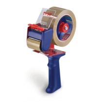 tesa® 6300 Handabroller, blau-rot