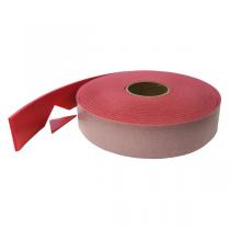 HuLi Tape RK 675, Selbstklebendes Kantenschutzprofil, rot
