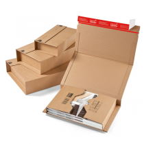 CP 021 Flexible Wickleverpackung aus E-Welle