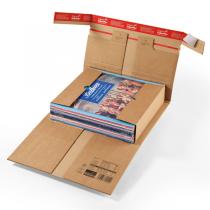 CP 030 Extrastarke Verpackung mit Sicherungslaschen
