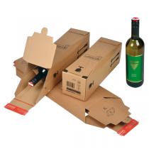 CP 181 DHL-zertifizierte Flaschenkartons