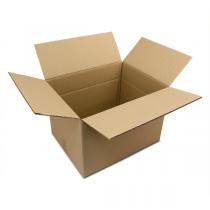 Graspapier-Kartons, zweiwellig