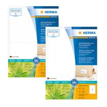 HERMA Etiketten Recycling