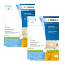 HERMA PREMIUM Adressetiketten, A5/A6