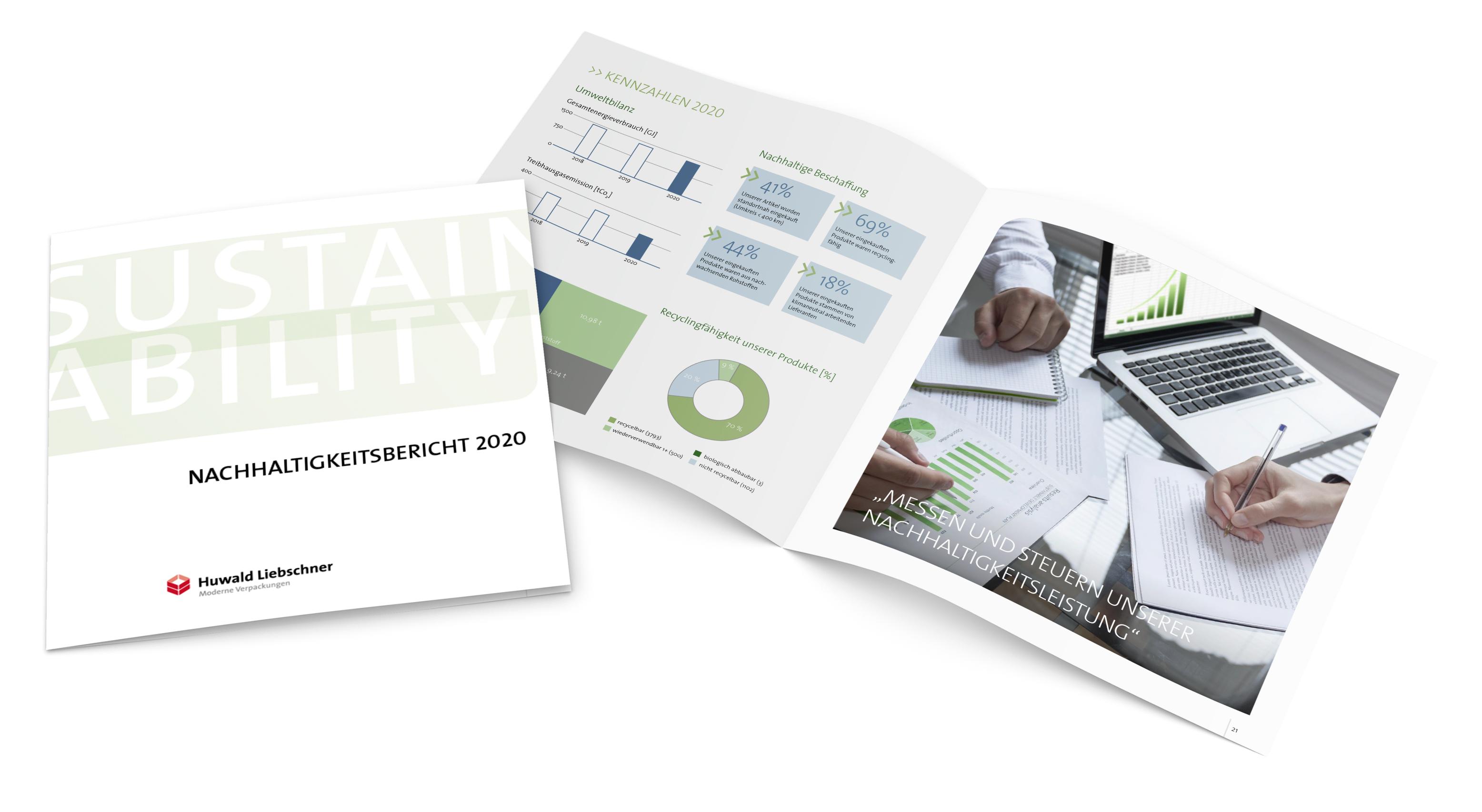 Nachhaltigkeitsbroschüre 2020