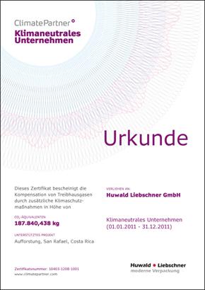 Zertifikat2011