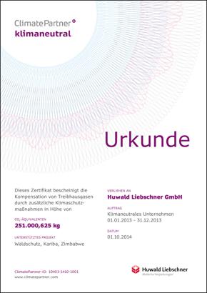 Zertifikat2013