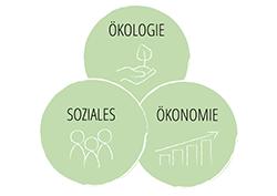 Ökologie-Ökonomie-Soziales