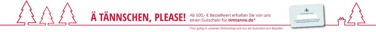 TimTanne-Gutschein