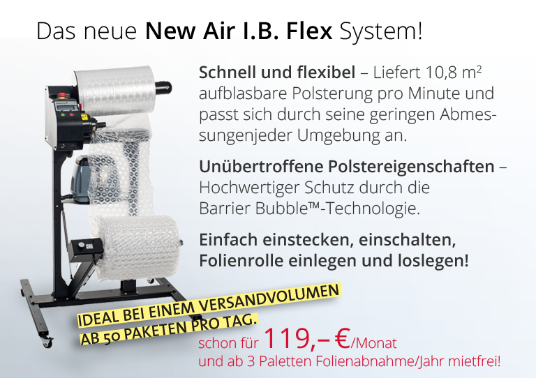 NewAir I.B. Flex